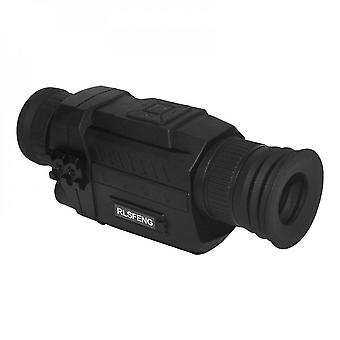 1.3 Million Pixel Night Vision Telescope Security Infrared Zoom Camera And Video