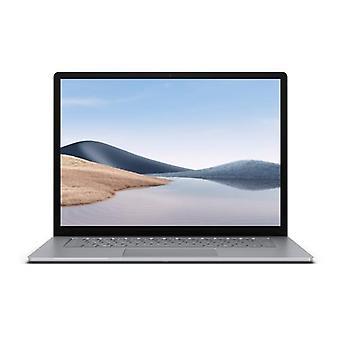 Microsoft Surface Laptop 4, AMD Ryzen 7 4e génération, 2 GHz, 38,1 cm (15»), 2496 x 1664 pixels, 8 Go, 256 Go
