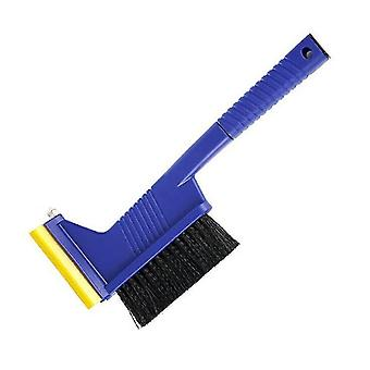 Outdoor chairs multifunction 3 in 1 car snow remover tool frost shovel safety hammer scratch-proof ice
