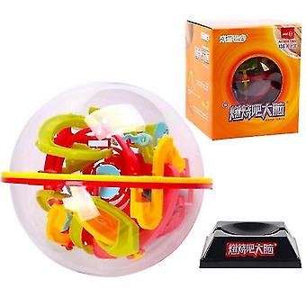 Pretend professions role playing maze ball labyrinth toys challenging barriers magic puzzle game independent|gags practical