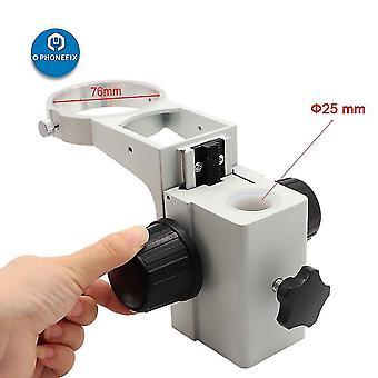 76Mm Durchmesser Stereo Zoom Mikroskop einstellbare Fokussierung Halterung Fokussierung Halter trinocular