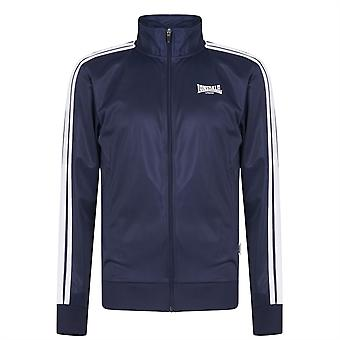 Lonsdale Mens 2S Track Top Long Sleeves Sports Casual Full Zip Activewear Jacket