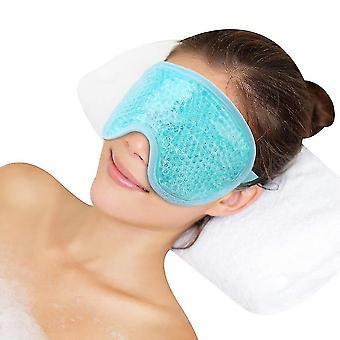 Kühlende Augenmaske Wiederverwendbare Gel Augenmaske für geschwollene Augen