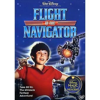Vol des USA Navigator [DVD] import