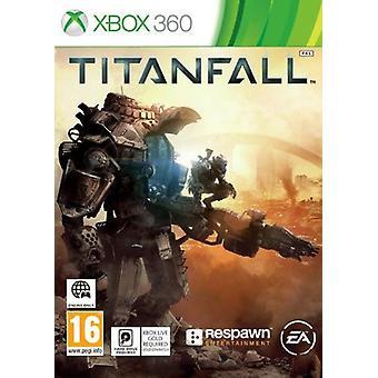 Titanfall Xbox 360 rampa