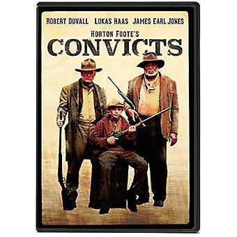 I detenuti di importazione USA [DVD]