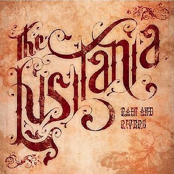 Lusitania - Rain & Rivers [CD] USA import