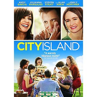 City Island [DVD] USA import