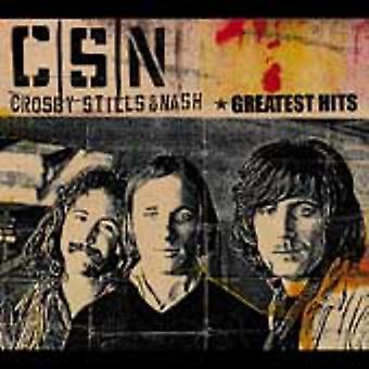 Crosby Stills & Nash - Greatest Hits [CD] USA importare