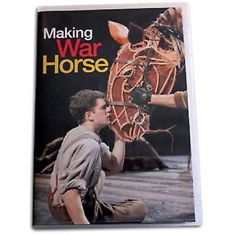 Making War Horse [DVD] USA import