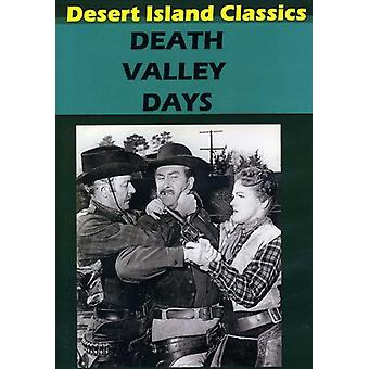 Death Valley Days [DVD] USA import
