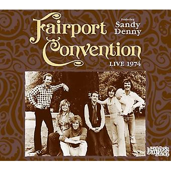 Fairport Convention - Live at My Fathers Place [CD] USA import