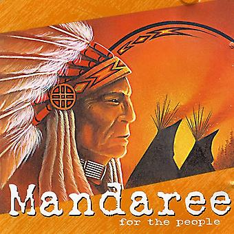 Mandaree - For the People [CD] USA import