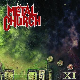 Metal Church - Xi [CD] USA import