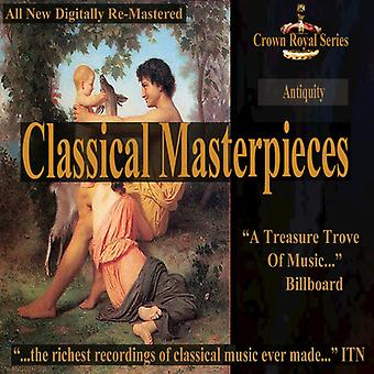 Antiquity - Classical Masterpieces - Antiquity - Classical Masterpieces [CD] USA import