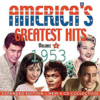 Amerika's - Greatest Hits [CD] USA import