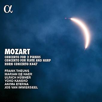 Mozart / Van Immerseel, Jos / Anima Eterna - Mozart: Concertos [CD] USA import