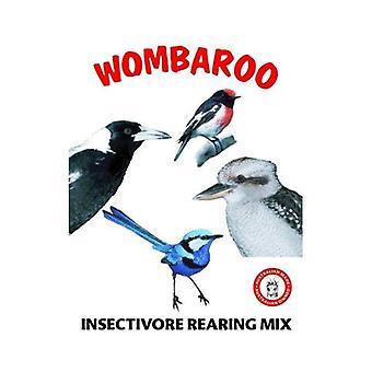 Wombaroo insetívoro criação Mix 5kg