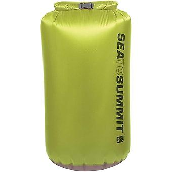 Sea to Summit Ultra-Sil Dry Sack 20L - grön