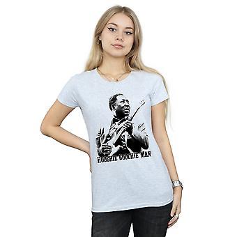 Muddy Waters Women's Hoochie Coochie Man T-Shirt
