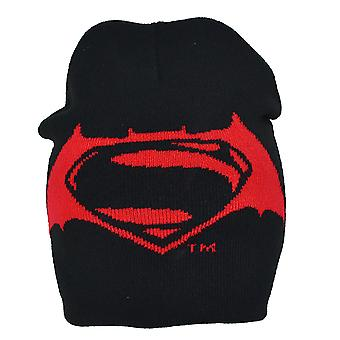 Batman V Superman Childrens/fiúk hivatalos roll Down hat