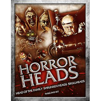 Horror Heads! [DVD] USA import