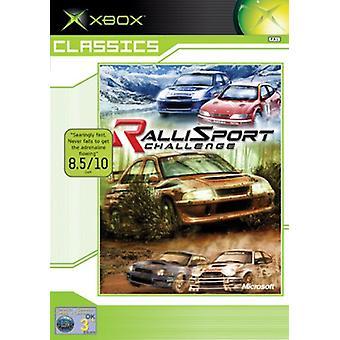 RalliSport Challenge - Klassikot (Xbox) - Uusi