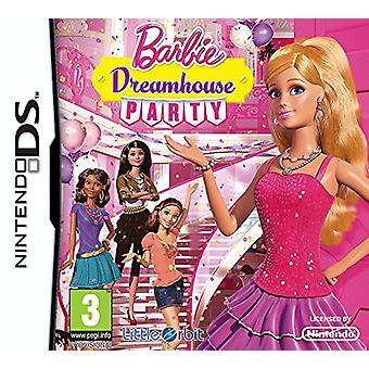 Barbie Dreamhouse Party (Nintendo DS)-nieuw