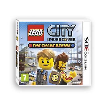 LEGO City undercover The Chase begint (Nintendo 3DS)-nieuw