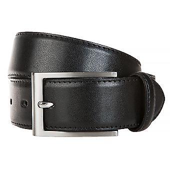 Ceintures de ceinture ceintures hommes LLOYD hommes cuir ceinture noire 6582