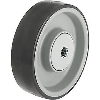 Blickle 253492 Wheel with polyurethane wood plank Type (misc.) Ball bearing