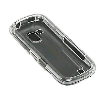 OEM Verizon Snap-On Case for Samsung Continuum SCH-I400 (Clear) (Bulk Packaging)