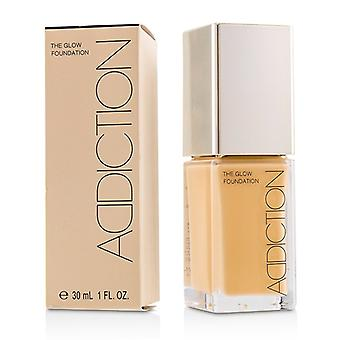 Addiction The Glow Foundation Spf 20 - # 012 (sand) - 30ml/1oz