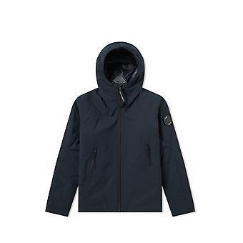 C.P. Company Undersixteen Navy Blue Pro-Tek Padded Jacket