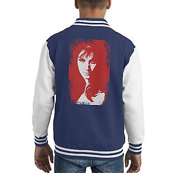 Varsity Jacket TV volte Kate O Mara capretto