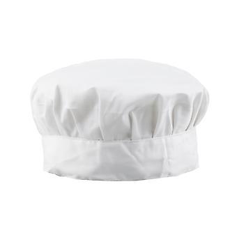 Белая шляпа Профессиональная кухня шеф-повара TRIXES