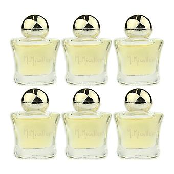 M. Micallef Avant Garde Eau De Toilette 6 X 0.16 oz / 5 ml Mini