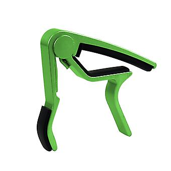 Guitarra Capo/Barrekl'mma-Green