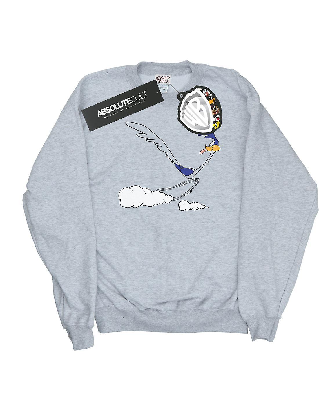 Looney Tunes Men's Road Runner Running Sweatshirt