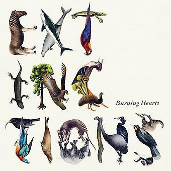 Burning Hearts - Extinctions [CD] USA import