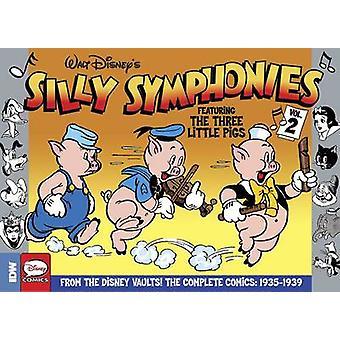 Silly Symphonies - Band 2 - die komplette Disney Klassiker von Al Taliaf