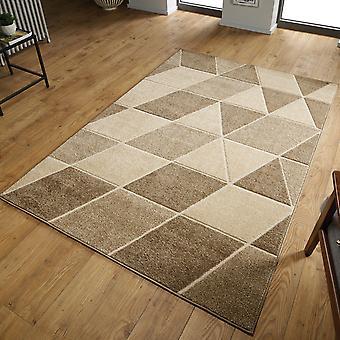 Visiona Trivex tapijten In natuurlijke