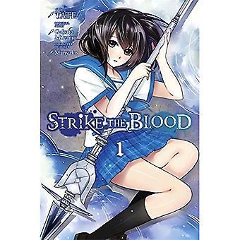 Grève du sang, Vol. 1 (Manga)