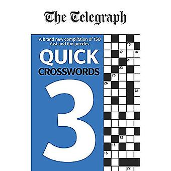 The Telegraph Quick Crosswords 3