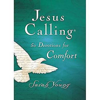 Jesus ruft 50 Andachten für Komfort (Jesus Calling (R))