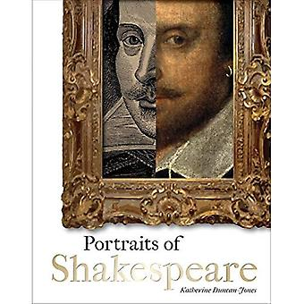 Porträtt av Shakespeare