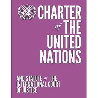Stadgan för Förenta nationerna och stadgan för internationella domstolen: engelska Limited Edition...