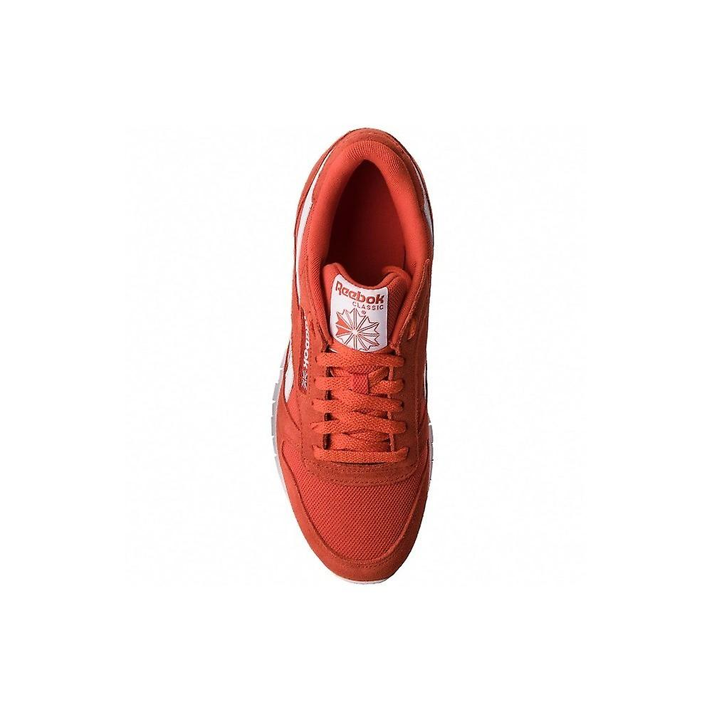 Reebok CL Leather MU CN5014 universal all year men shoes