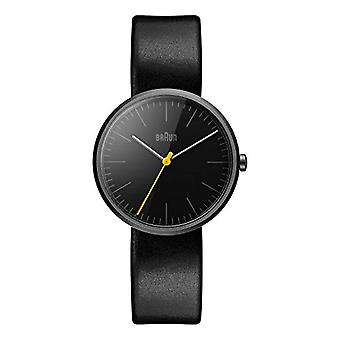 Braun Watch, Black