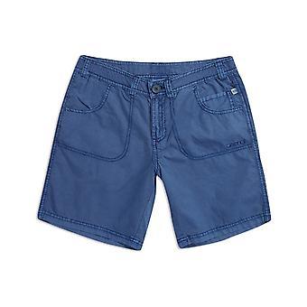 Animal Late Night shorts i vintage Indigo blå